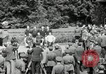 Image of Big Three leaders Truman Atlee and Stalin Potsdam Germany, 1945, second 44 stock footage video 65675030654