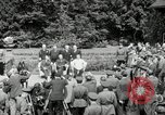 Image of Big Three leaders Truman Atlee and Stalin Potsdam Germany, 1945, second 45 stock footage video 65675030654