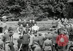 Image of Big Three leaders Truman Atlee and Stalin Potsdam Germany, 1945, second 47 stock footage video 65675030654