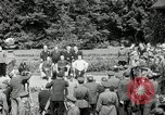 Image of Big Three leaders Truman Atlee and Stalin Potsdam Germany, 1945, second 48 stock footage video 65675030654