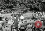 Image of Big Three leaders Truman Atlee and Stalin Potsdam Germany, 1945, second 49 stock footage video 65675030654
