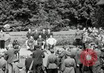 Image of Big Three leaders Truman Atlee and Stalin Potsdam Germany, 1945, second 50 stock footage video 65675030654