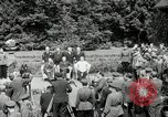Image of Big Three leaders Truman Atlee and Stalin Potsdam Germany, 1945, second 51 stock footage video 65675030654