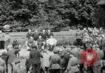 Image of Big Three leaders Truman Atlee and Stalin Potsdam Germany, 1945, second 52 stock footage video 65675030654