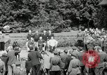 Image of Big Three leaders Truman Atlee and Stalin Potsdam Germany, 1945, second 53 stock footage video 65675030654