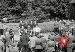 Image of Big Three leaders Truman Atlee and Stalin Potsdam Germany, 1945, second 54 stock footage video 65675030654