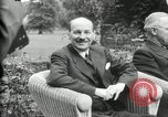 Image of Big Three leaders Truman Atlee and Stalin Potsdam Germany, 1945, second 55 stock footage video 65675030654