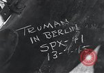 Image of President Harry S Truman Berlin Germany, 1945, second 3 stock footage video 65675030665