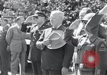 Image of President Harry S Truman Berlin Germany, 1945, second 30 stock footage video 65675030665