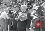 Image of President Harry S Truman Berlin Germany, 1945, second 31 stock footage video 65675030665