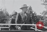 Image of President Harry S Truman Berlin Germany, 1945, second 43 stock footage video 65675030665