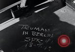 Image of President Harry S Truman Berlin Germany, 1945, second 2 stock footage video 65675030666