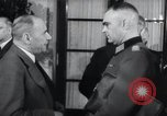 Image of Albert Speer Germany Rechlin Air Station, 1943, second 52 stock footage video 65675030679