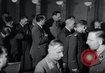 Image of Rocket and aircraft conference Germany Rechlin Air Station, 1943, second 1 stock footage video 65675030681