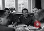 Image of Rocket and aircraft conference Germany Rechlin Air Station, 1943, second 14 stock footage video 65675030681
