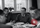 Image of Rocket and aircraft conference Germany Rechlin Air Station, 1943, second 16 stock footage video 65675030681