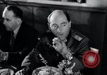 Image of Rocket and aircraft conference Germany Rechlin Air Station, 1943, second 19 stock footage video 65675030681