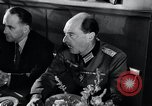 Image of Rocket and aircraft conference Germany Rechlin Air Station, 1943, second 20 stock footage video 65675030681