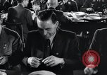 Image of Rocket and aircraft conference Germany Rechlin Air Station, 1943, second 29 stock footage video 65675030681