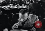 Image of Rocket and aircraft conference Germany Rechlin Air Station, 1943, second 33 stock footage video 65675030681