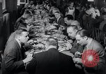 Image of Rocket and aircraft conference Germany Rechlin Air Station, 1943, second 34 stock footage video 65675030681
