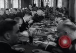 Image of Rocket and aircraft conference Germany Rechlin Air Station, 1943, second 42 stock footage video 65675030681