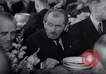 Image of Rocket and aircraft conference Germany Rechlin Air Station, 1943, second 44 stock footage video 65675030681