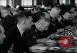 Image of Rocket and aircraft conference Germany Rechlin Air Station, 1943, second 46 stock footage video 65675030681