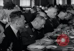 Image of Rocket and aircraft conference Germany Rechlin Air Station, 1943, second 47 stock footage video 65675030681