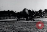 Image of Fi103 V-1 flying bomb aerial release Peenemunde Germany, 1942, second 15 stock footage video 65675030692