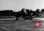 Image of Fi103 V-1 flying bomb aerial release Peenemunde Germany, 1942, second 16 stock footage video 65675030692
