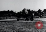 Image of Fi103 V-1 flying bomb aerial release Peenemunde Germany, 1942, second 17 stock footage video 65675030692