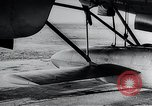Image of Fi103 V-1 flying bomb aerial release Peenemunde Germany, 1942, second 25 stock footage video 65675030692