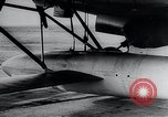 Image of Fi103 V-1 flying bomb aerial release Peenemunde Germany, 1942, second 28 stock footage video 65675030692