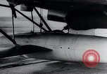 Image of Fi103 V-1 flying bomb aerial release Peenemunde Germany, 1942, second 29 stock footage video 65675030692