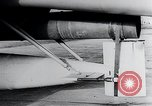 Image of Fi103 V-1 flying bomb aerial release Peenemunde Germany, 1942, second 36 stock footage video 65675030692