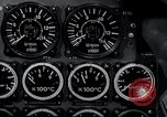 Image of ME-262 aircraft controls Germany, 1944, second 14 stock footage video 65675030702