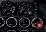 Image of ME-262 aircraft controls Germany, 1944, second 15 stock footage video 65675030702