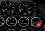 Image of ME-262 aircraft controls Germany, 1944, second 16 stock footage video 65675030702