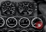 Image of ME-262 aircraft controls Germany, 1944, second 17 stock footage video 65675030702