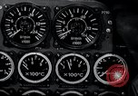 Image of ME-262 aircraft controls Germany, 1944, second 21 stock footage video 65675030702