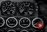 Image of ME-262 aircraft controls Germany, 1944, second 28 stock footage video 65675030702
