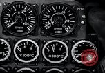 Image of ME-262 aircraft controls Germany, 1944, second 30 stock footage video 65675030702
