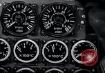 Image of ME-262 aircraft controls Germany, 1944, second 31 stock footage video 65675030702