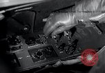 Image of ME-262 aircraft controls Germany, 1944, second 45 stock footage video 65675030702