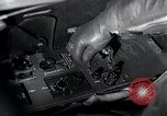 Image of ME-262 aircraft controls Germany, 1944, second 48 stock footage video 65675030702