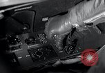 Image of ME-262 aircraft controls Germany, 1944, second 50 stock footage video 65675030702