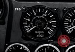 Image of ME-262 aircraft controls Germany, 1944, second 52 stock footage video 65675030702