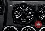 Image of ME-262 aircraft controls Germany, 1944, second 54 stock footage video 65675030702