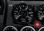 Image of ME-262 aircraft controls Germany, 1944, second 55 stock footage video 65675030702